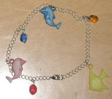 Sea Creature Bracelet by Rad1986