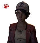 The Walking Dead || Clementine by JA-Renders