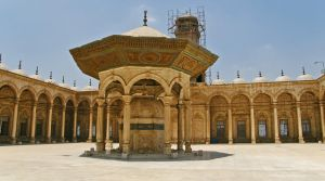 Mosque of Muhammad Ali, Cairo by francis1ari