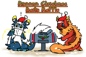 December FREE DAILY Raffles [FINISHED] by Cachomon