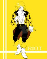 The Stingers: Riot by Pechan