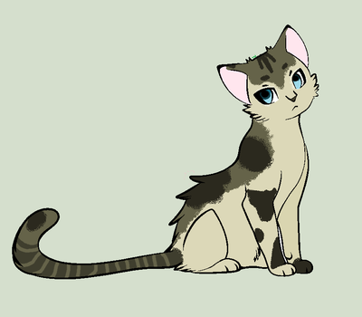 Cat Adoptable from TheTurtleHorse by Adam24