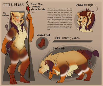Otter Bear Auction  by Solicase
