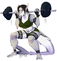 [Com] Pumpin' Iron by My-Loveless