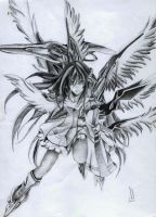 Warrior Angel by Naeylin
