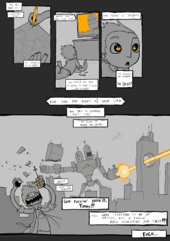ComicJam- Fire Inside by Ratrien