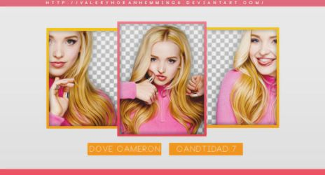 Dove Cameron png pack by valeryscolors