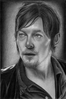 Daryl Dixon by LittleRamona