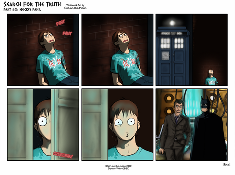 Search for the Truth 40 by Girl-on-the-Moon