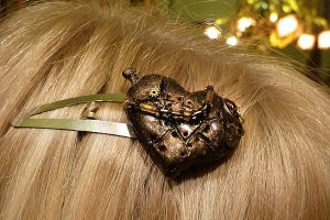Steamheart hairclip by xNatje