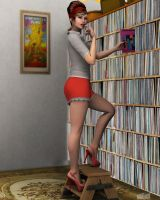 Chicks Dig Records, Vol. 13 by twosheds1