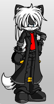 Wolf Vincent by TheDarkZombiePrince