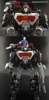 Magnificus with Ga'mede by Jin-Saotome