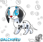 Dalchifeu - Pokemon by JB-Pawstep