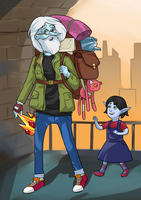 Marcy and Simon by Kunkuns