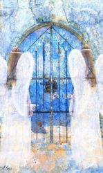 Reflections in blue No3 by Elira1
