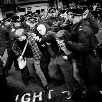 G20 Protests - LONDON - 16 by AtomicMouthpiece