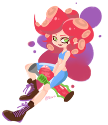 octocutie by Pxtic