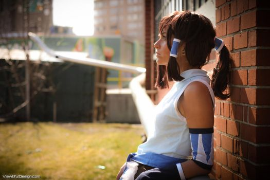 Korra's Thoughts by viewtifu1