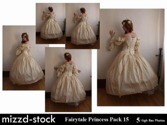 Fairytale Princess Pack 15 by mizzd-stock