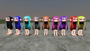 Armor Jackets Recolored Release by britheinkling