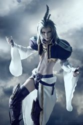Kuja - Final Fantasy Dissidia - Requiem by KujaOnii