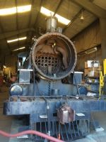 Essex Steam Train  OL 97 under overhaul  by Transformerbrett97