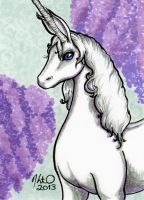The Last Unicorn by KtObermanns