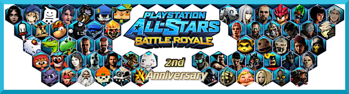 All Stars 2nd Anniversary Game by TalonArtsdA