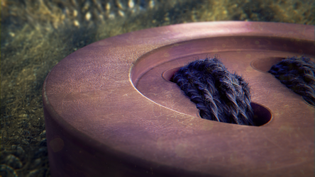 The Macro Button by blenderandre