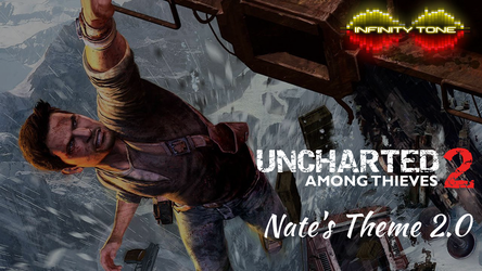 Nate's Theme 2.0 (Metal cover - Uncharted 2 OST) by infinitytone