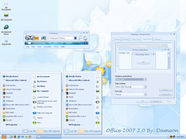 Office 2007 2.0 By 'Dameon' by DameonRW