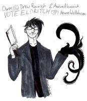 Owen - VOTE ELDRITCH by Lunitaire