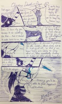 Cheating death | Page 10 by Audrix98