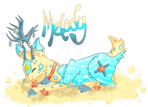 Contest Entry-Melody by Gameaddict1234