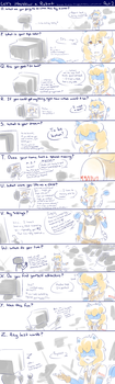 Let's interview a robot... Part 2 by Kechuppika