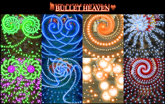 Bullet Heaven - Preview by KupoGames
