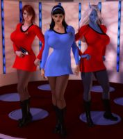 Transporter Girls by willdial