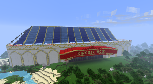 Circus Circus 2 by JumanjiCraft