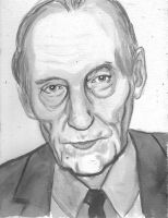 William Burroughs, again by amybalot