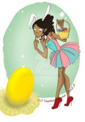 Happy Easter Fool's Day by TeeNaStoNe
