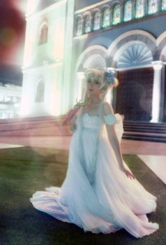Princess Serenity Cosplay - Sailor Moon Manga by SailorMappy