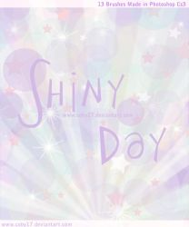 Shiny Day Brushes by Coby17