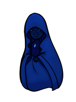 Blue Diamond by Biittle