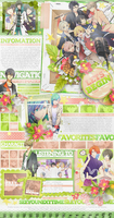 [MAL Layout] Let's Start A New Chapter! by Shino-P