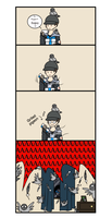 Gift from RK900 by Nibuihime