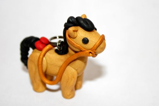 Horse Charm by ALNyll