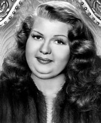 Rita Hayworth Pretty Fat by cahabent