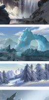 study of glacier by sunyilin0327