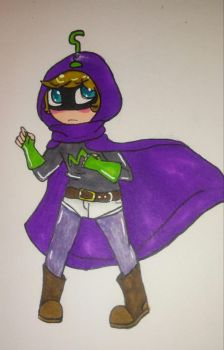 Mysterion! by The-Caster-Of-Spells